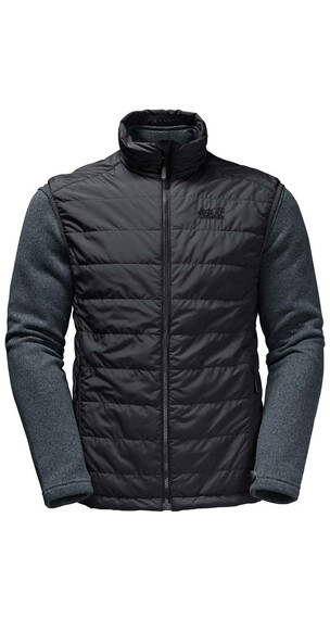 Jack Wolfskin Caribou Glen Jacket Men phantom